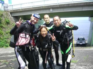 My last dive