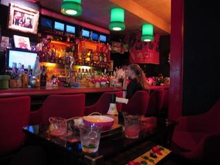 The Mario Bar